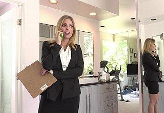 Real estate whore
